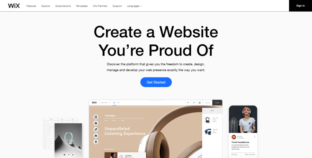 10 Best Free Website Builders Perfect For Small Business 2020